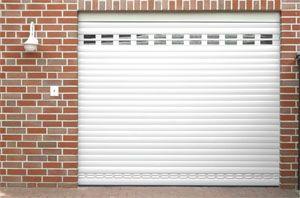 Volet roulant sur mesure tablier alu ou pvc for Porte de garage a enroulement electrique sur mesure