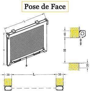 moustiquaires enroulable verticale sur mesures. Black Bedroom Furniture Sets. Home Design Ideas