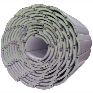 Tablier volet roulant lames aluminium 54 mm - Lame volet roulant pvc ...