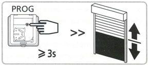 R glage et programmation volets roulants motoris s - Deprogrammer une telecommande somfy ...