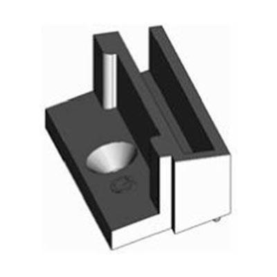 support traverse petit bois horizontale pour fen tre. Black Bedroom Furniture Sets. Home Design Ideas