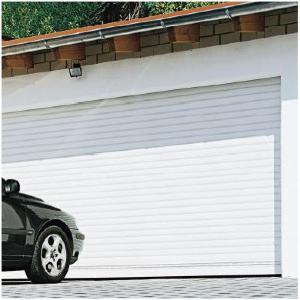 Volet roulant lectrique motoris et fermeture sur mesure - Porte de garage enroulable electrique ...