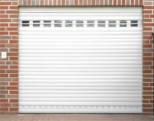 Porte de garage enroulable sur mesure alu motoris e for Probleme porte de garage enroulable